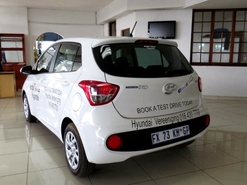 2017 HYUNDAI GRAND i10 1.2 MOTION