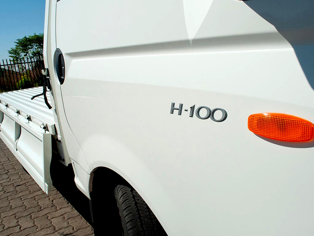 Hyundai H100 / BAKKIE