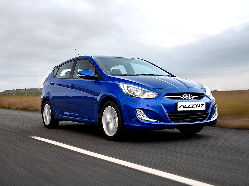 Hyundai ACCENT HATCH