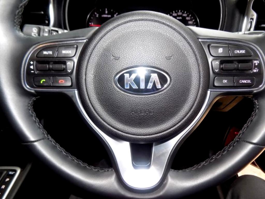 2017 KIA SPORTAGE AWD 2.0D AUTO SX