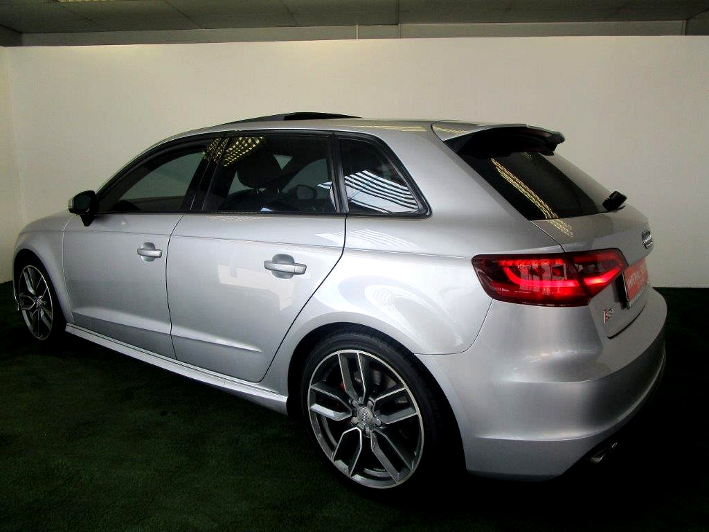 2015 audi a3 sportback s3 2 0 tfsi quattro s tronic at imperial select northcliff. Black Bedroom Furniture Sets. Home Design Ideas