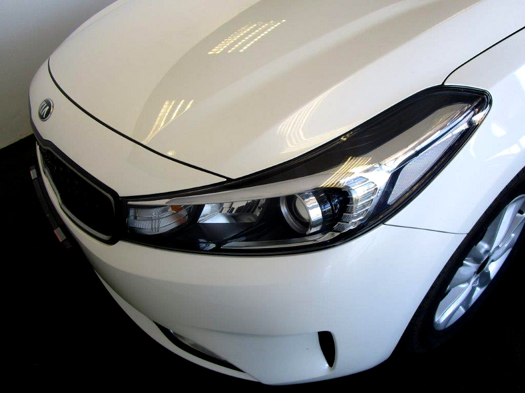 2017 KIA CERATO 1.6 EX 4‑DOOR AT