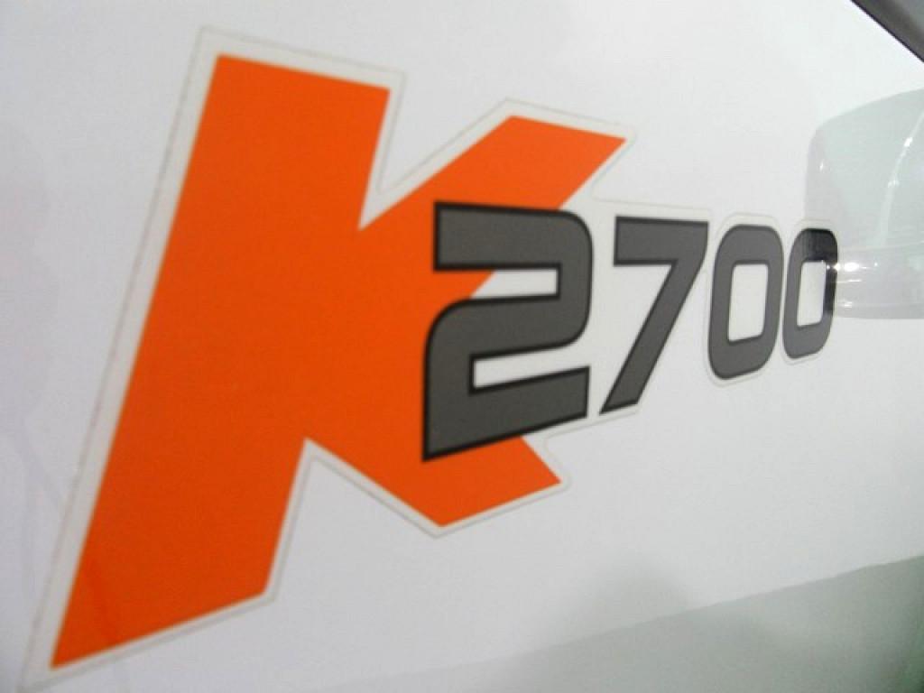 2017 K2700 SINGLE WHEEL