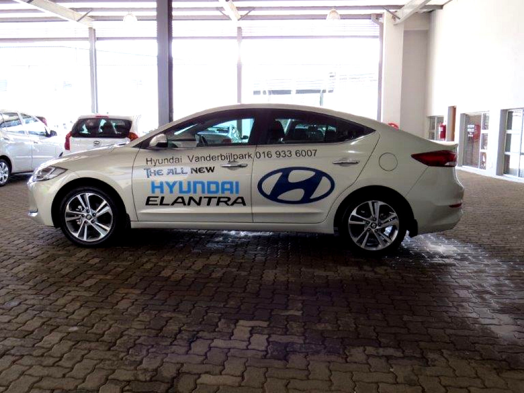 2017 HYUNDAI ELANTRA 2.0 ELITE AT