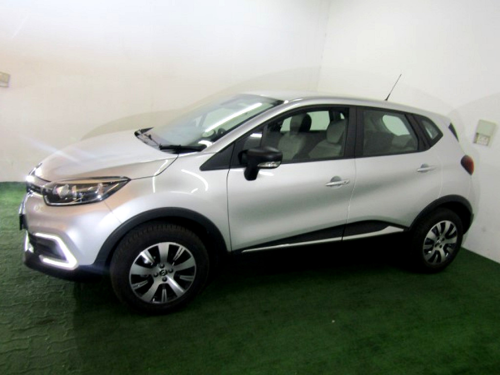 2017 Captur PH2 66kW Turbo Blaze