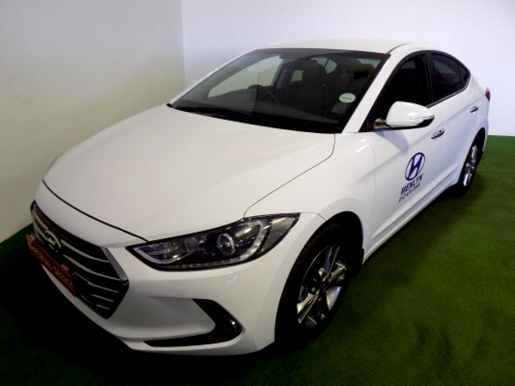 2017 HYUNDAI ELANTRA 1.6 EXECUTIVE M/T