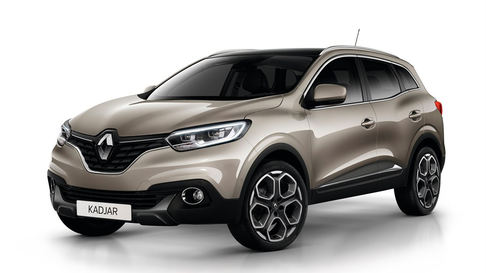 2017 renault kadjar 1 6 dci dynamique 4x4 sports utility vehicle suv renault select. Black Bedroom Furniture Sets. Home Design Ideas