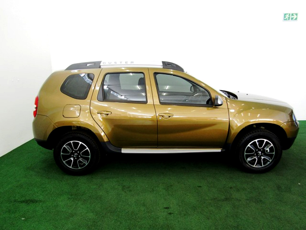 2017 DUSTER DYNAMIQUE  1.6 MY16