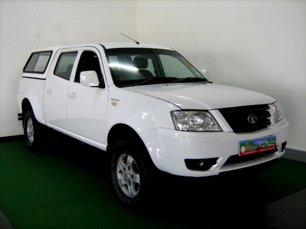 2013 Tata Xenon 3 0d 4x2 D Cab Ac At Imperial Select