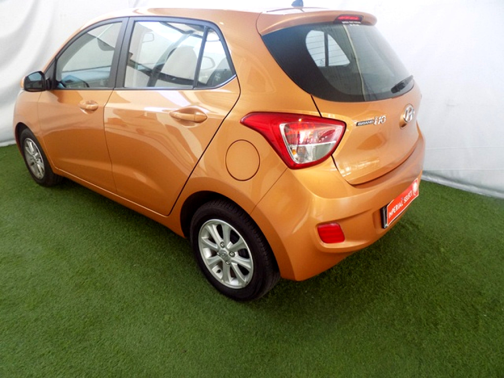 2016 Hyundai Grand I10 1 2 Fluid At Imperial Select Gateway Umhlanga