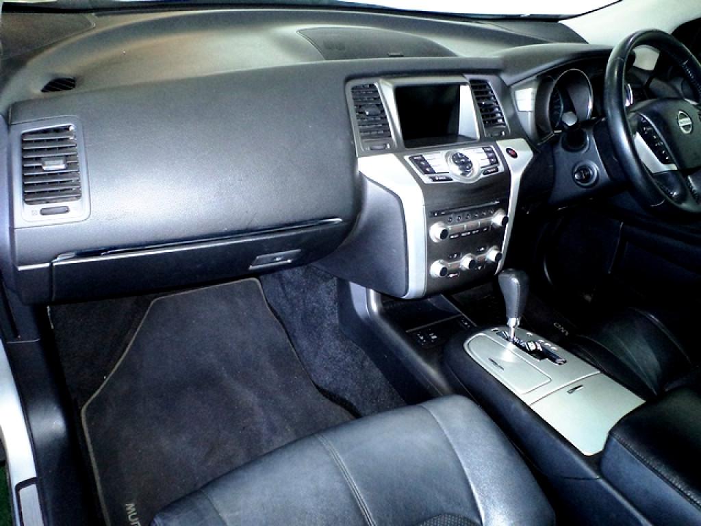 2012 NISSAN MURANO 3.5i V6 4WD AT