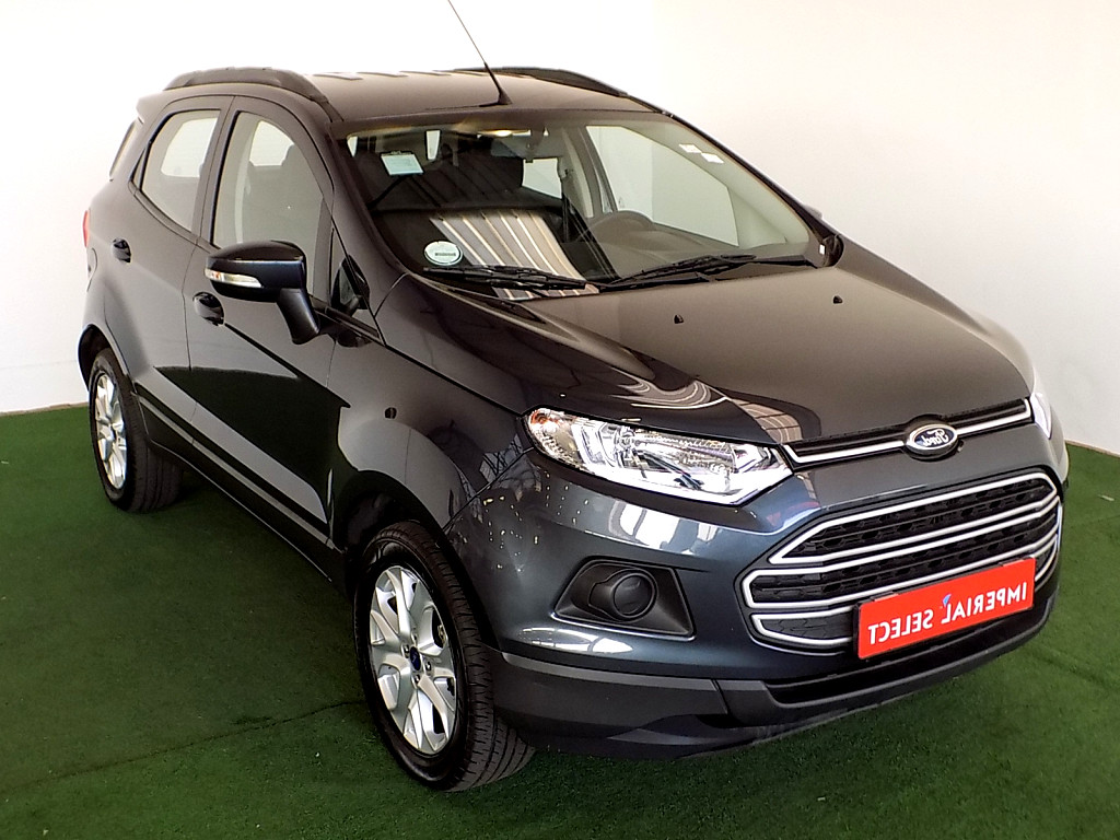 2014 ford ecosport 1 0 gtdi trend at imperial select zambezi. Black Bedroom Furniture Sets. Home Design Ideas