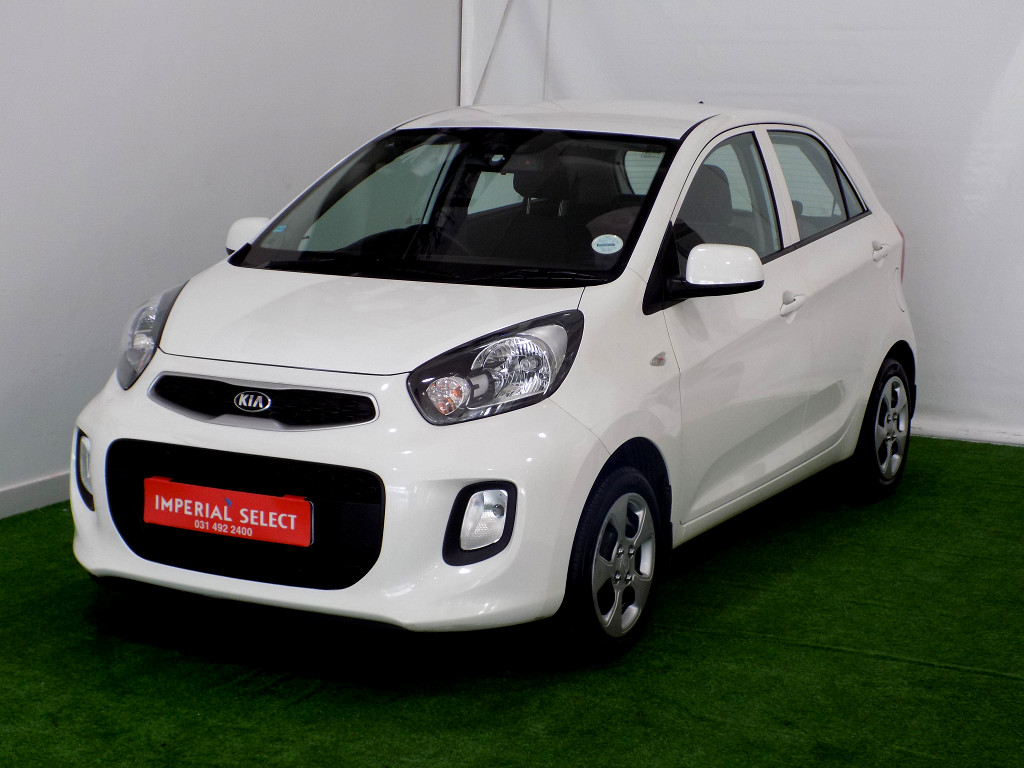 2016 kia picanto 1 0 lx at imperial select pinetown. Black Bedroom Furniture Sets. Home Design Ideas