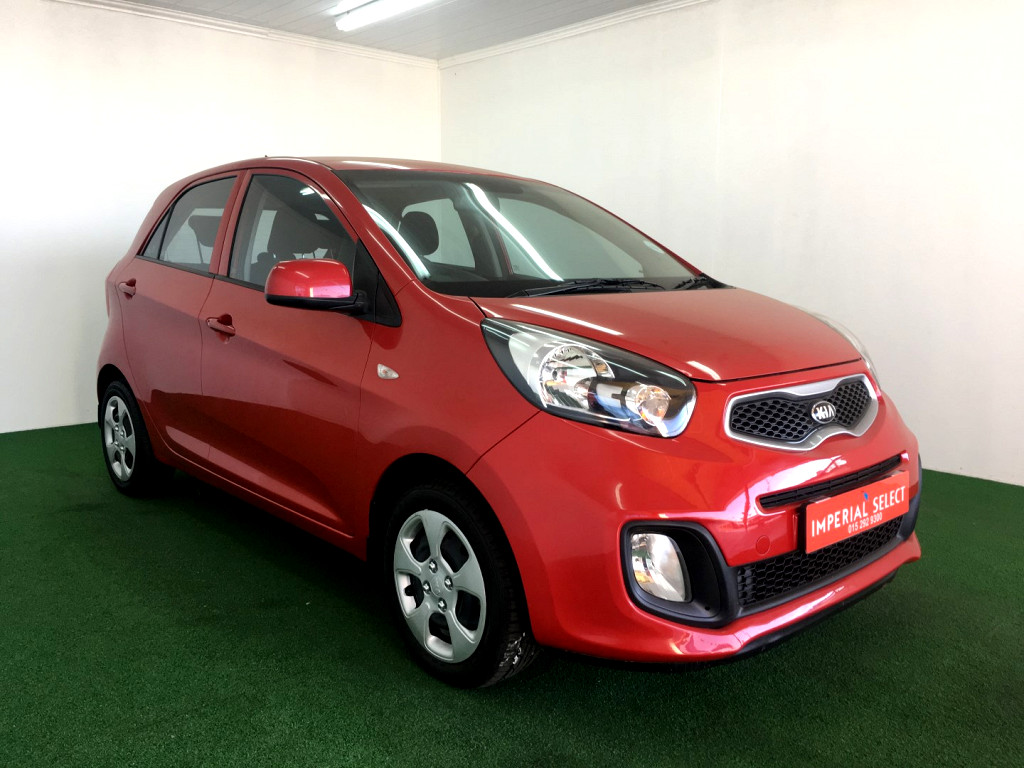 2015 kia picanto 1 0 lx at imperial select polokwane. Black Bedroom Furniture Sets. Home Design Ideas