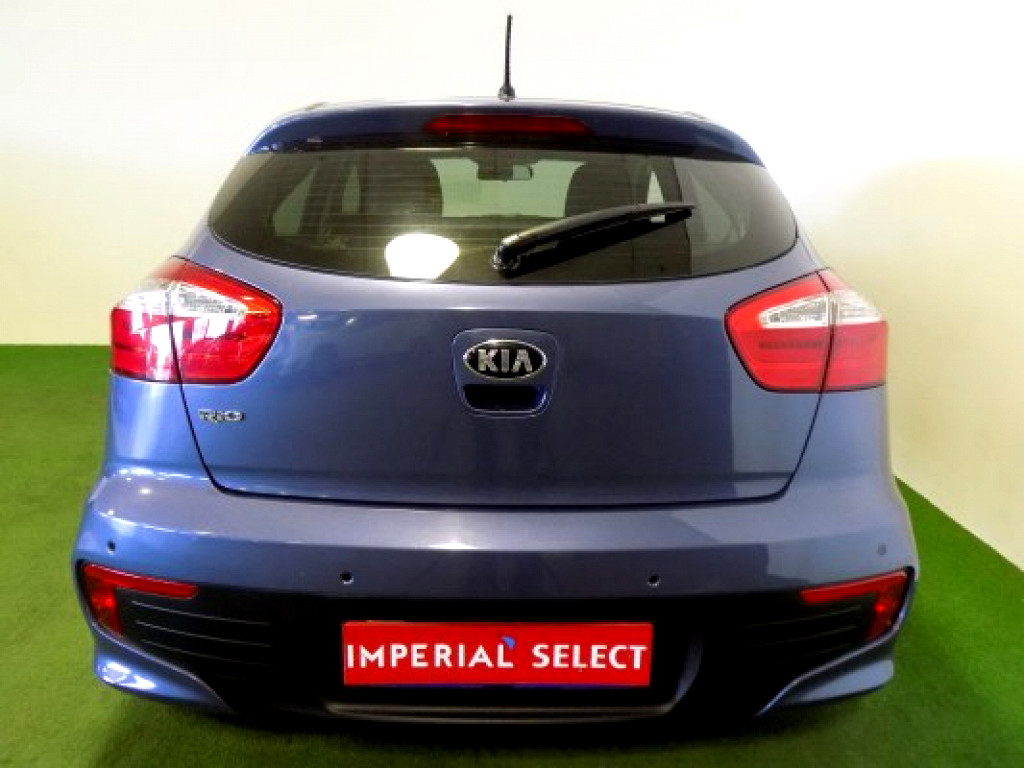 2016 Kia Rio Tec1 4 Auto Hatch At Imperial Select Menlyn