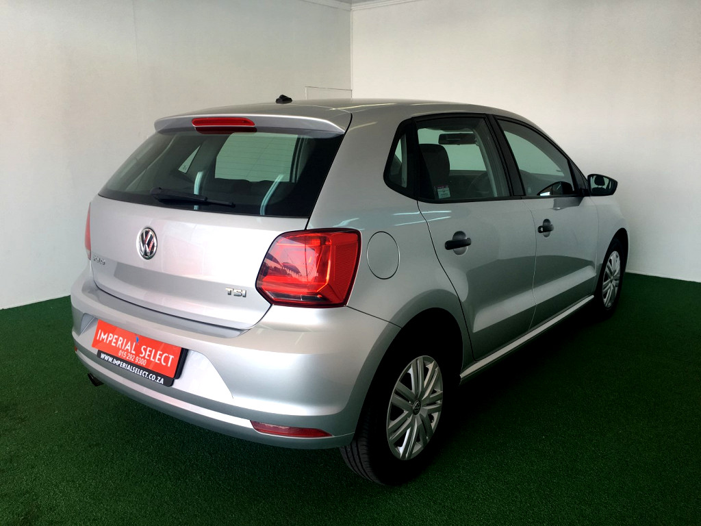 2016 volkswagen polo 1 2 tsi trendline at imperial select polokwane. Black Bedroom Furniture Sets. Home Design Ideas