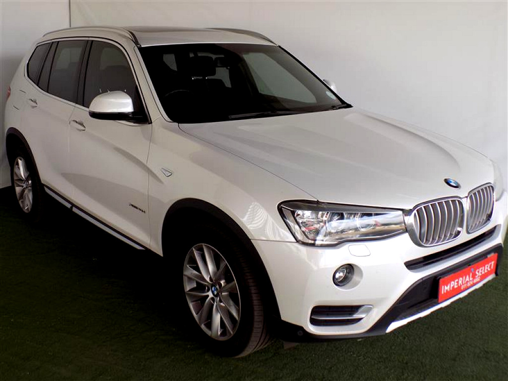 2015 bmw x3 drive 20d x line a t f25 at imperial select. Black Bedroom Furniture Sets. Home Design Ideas