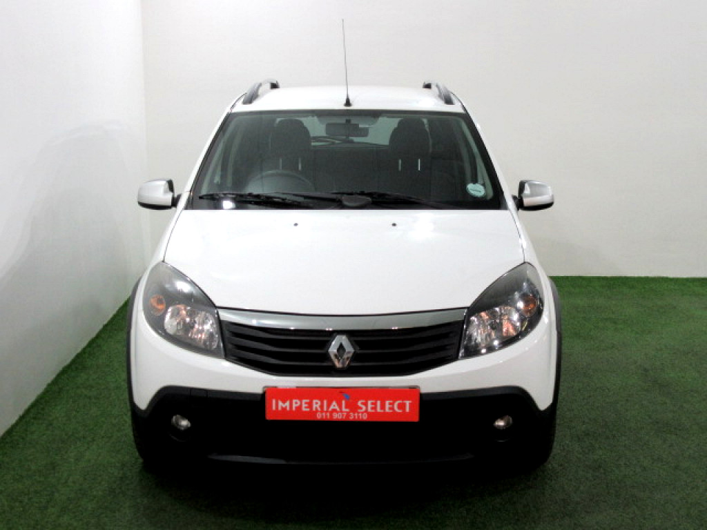 2014 Sandero 1 6 Stepway At Imperial Select Johannesburg South