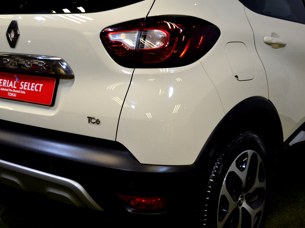2017 RENAULT CAPTUR  0.9 TURBO  DYNAMIQUE