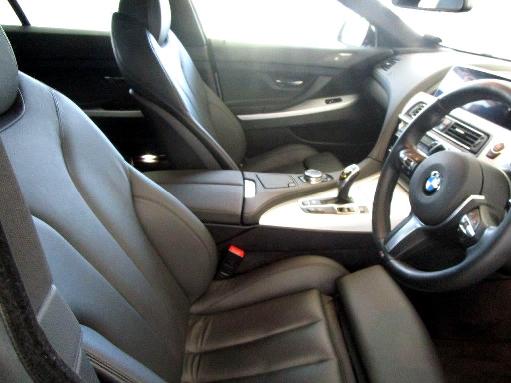 2016 BMW 6 SERIES GRAN COUPE 650i M SPORT SPORT STEPTRONIC