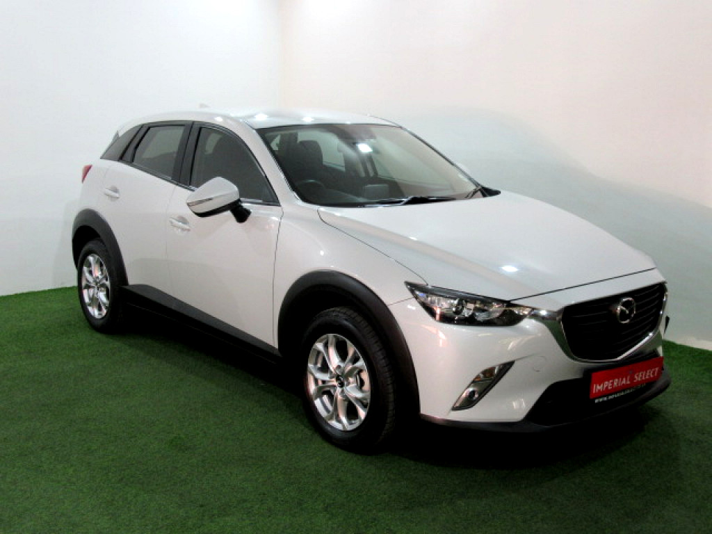 2016 Mazda Cx 3 2 Dynamic A T At Imperial Select
