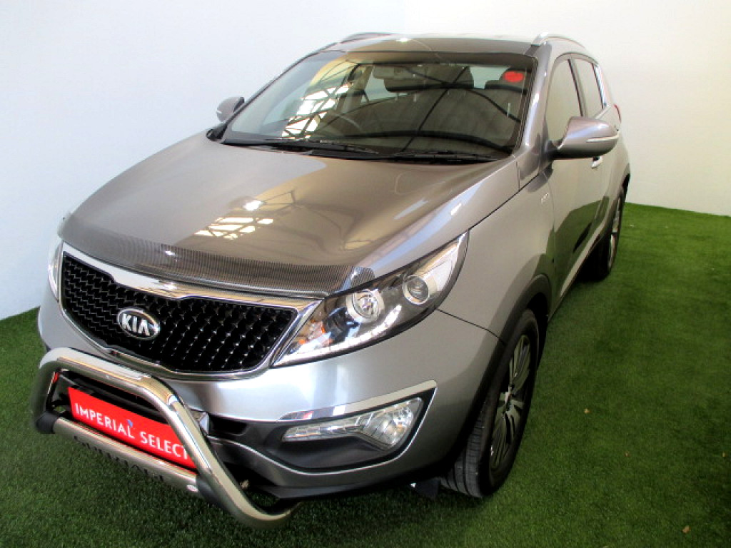 2016 kia sportage 2 0 crdi 4x4 at at imperial select west rand. Black Bedroom Furniture Sets. Home Design Ideas