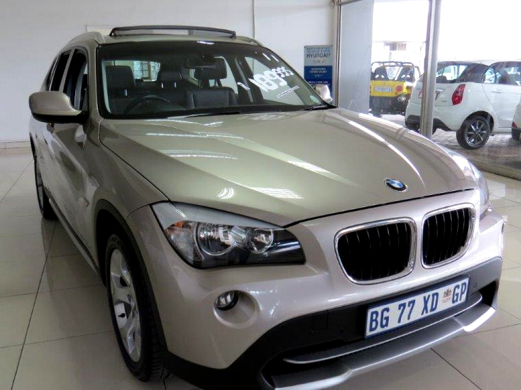 2011 bmw x1 sdrive18i steptronic at imperial select vereeniging. Black Bedroom Furniture Sets. Home Design Ideas