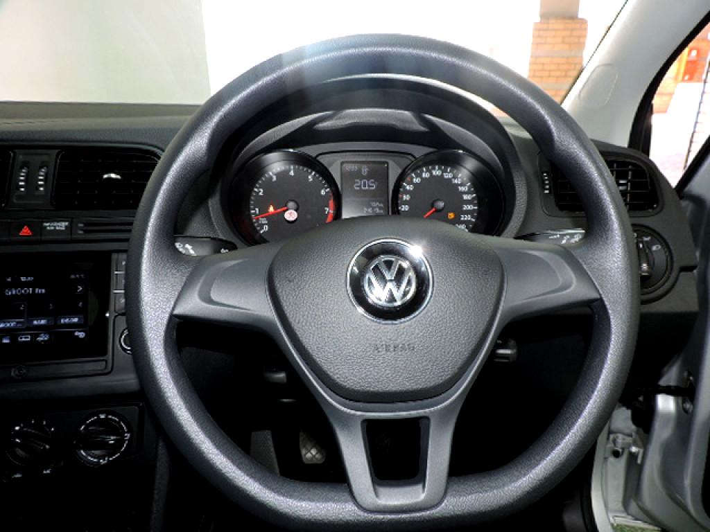 2016 Volkswagen Polo GP 1.2 TSI T/L