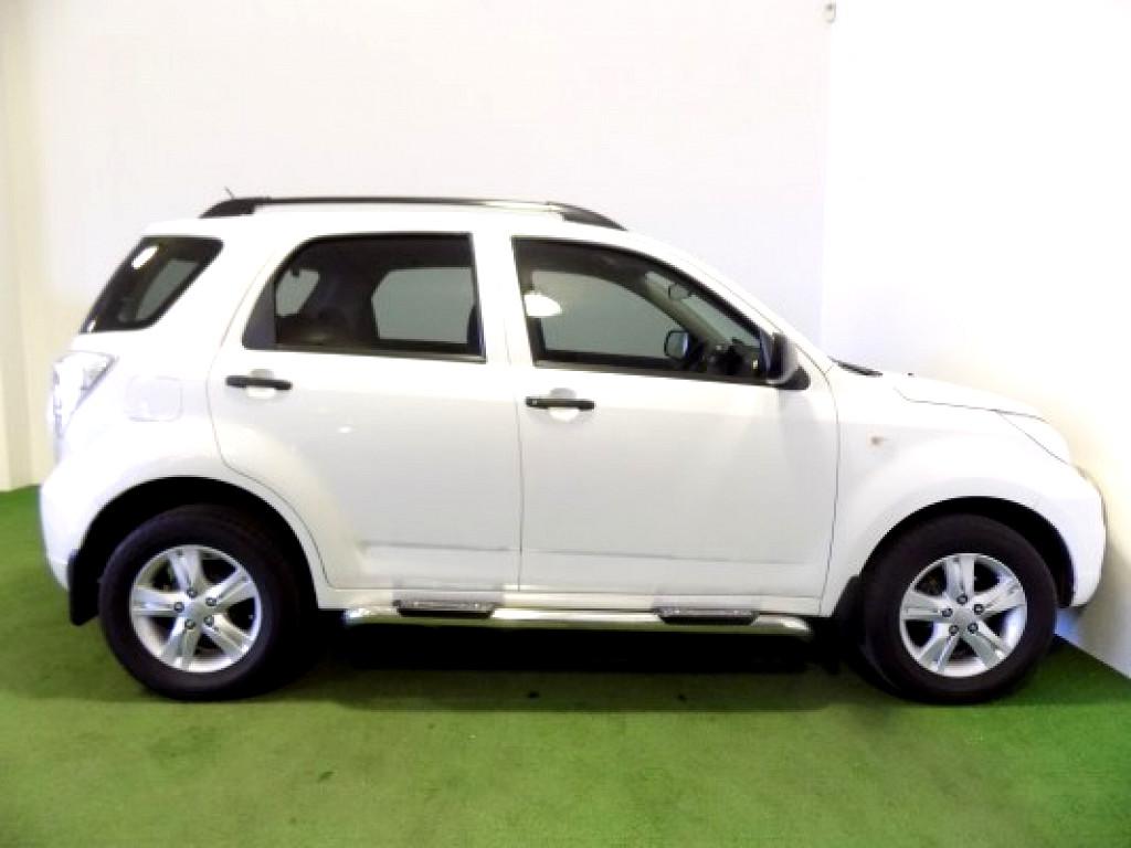 2012 Daihatsu Terios 1 5 4x2 At Imperial Select Menlyn