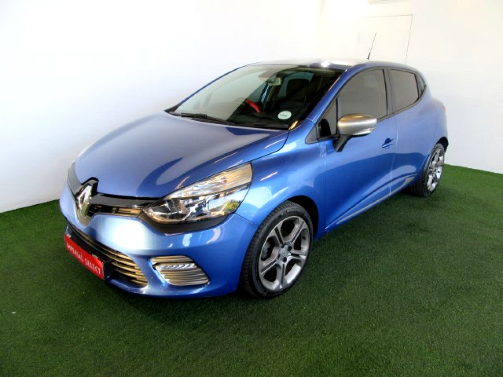 2015 renault clio 4 0 8 turbo gt line manualual hatch at imperial select alberton. Black Bedroom Furniture Sets. Home Design Ideas