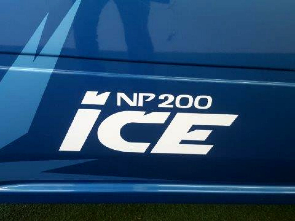 2017 NISSAN NP200 1.5 dCi ICE