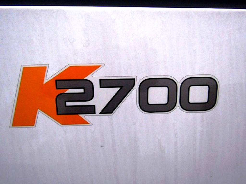 2017 KIA K2700 WORKHORSE