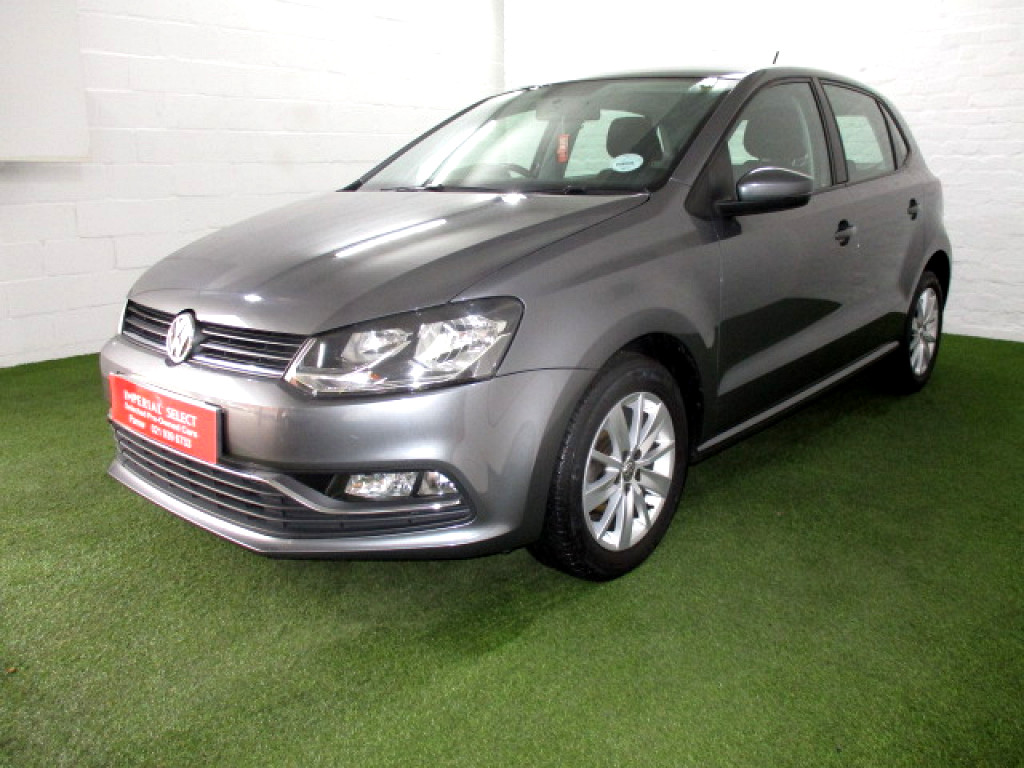 2015 Volkswagen Polo 1 2 Tsi Comfortline At Imperial