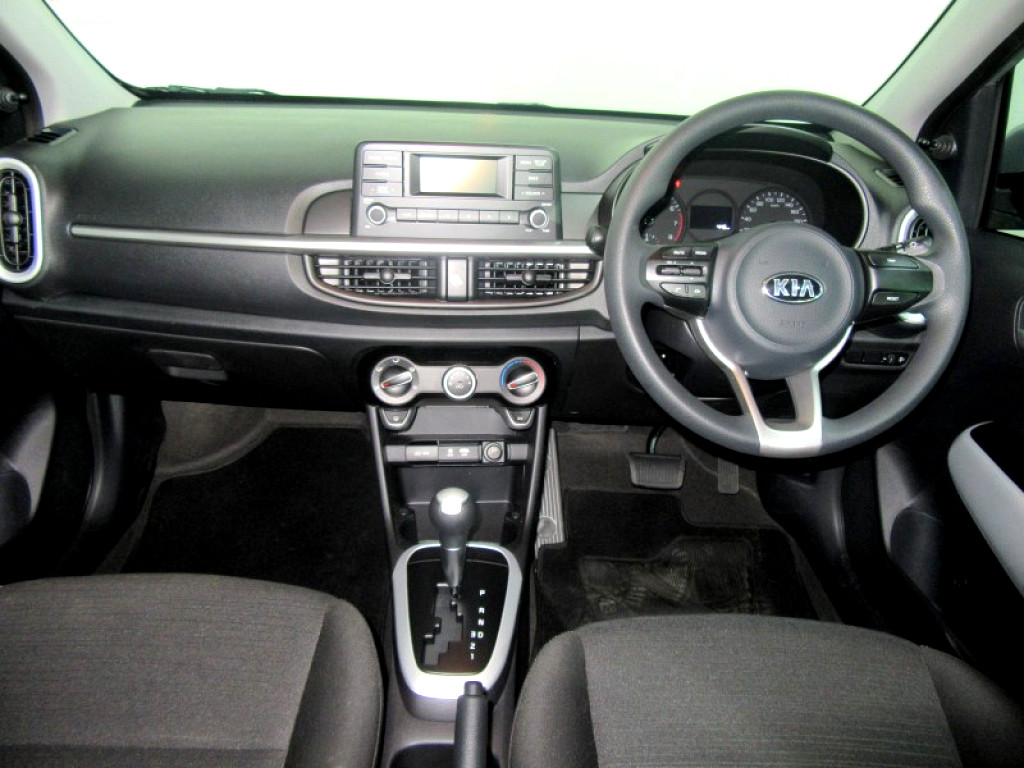 2018 Picanto 1.2 AT Style