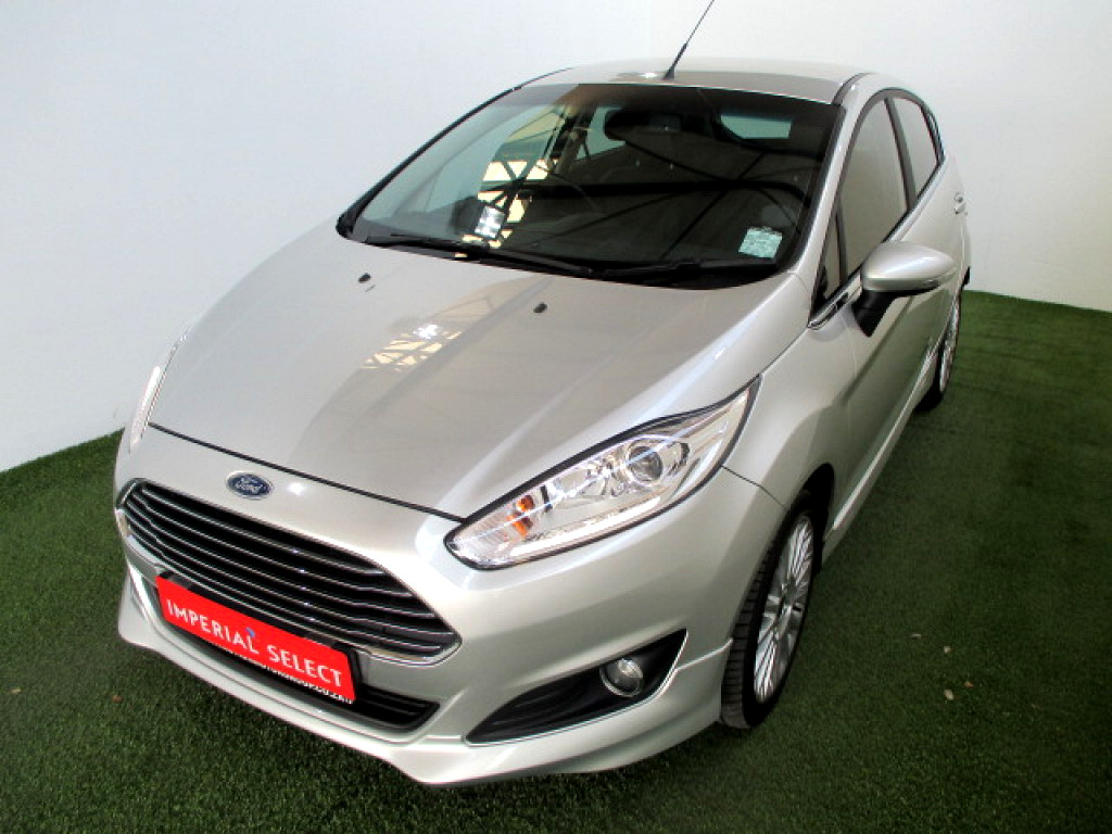2017 ford fiesta 1 0 ecoboost titanium at imperial select west rand. Black Bedroom Furniture Sets. Home Design Ideas