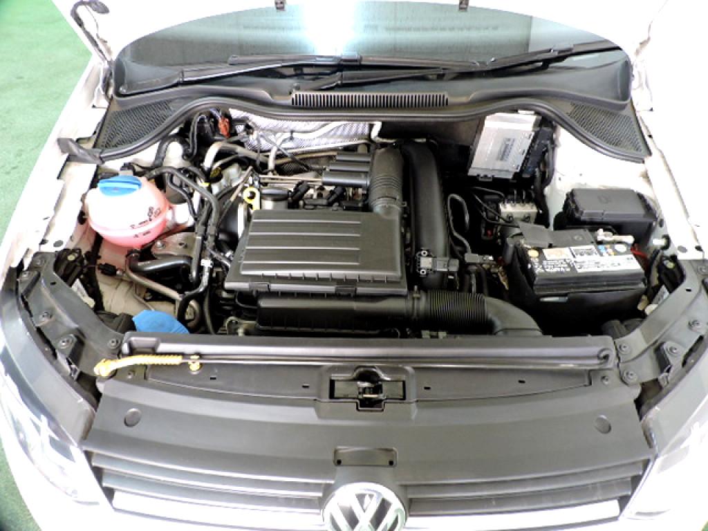 2014 Volkswagen Polo GP 1.2 TSI Highline DSG
