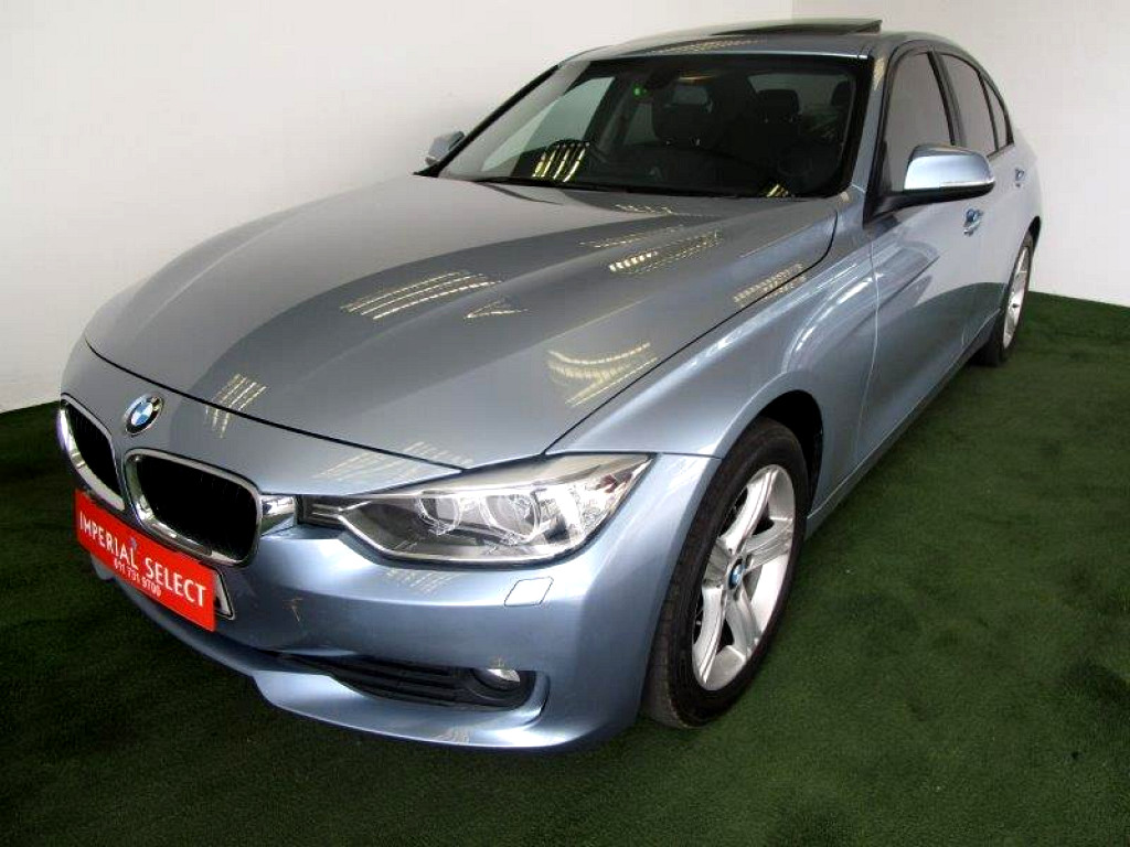 2014 bmw 3 series 320d a t f30 at imperial select northcliff. Black Bedroom Furniture Sets. Home Design Ideas