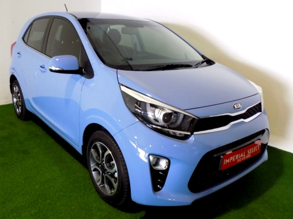 2018 kia picanto 1 2 mt smart at imperial select menlyn. Black Bedroom Furniture Sets. Home Design Ideas