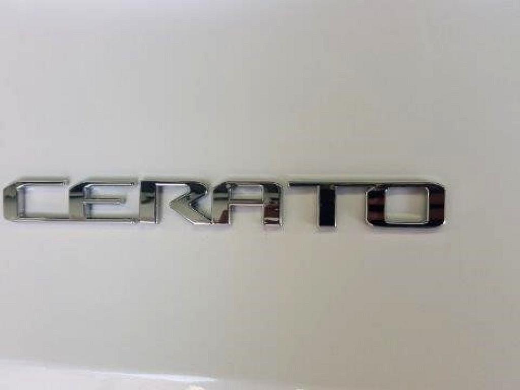 2017 KIA CERATO 1.6 EX 4‑DOOR AT