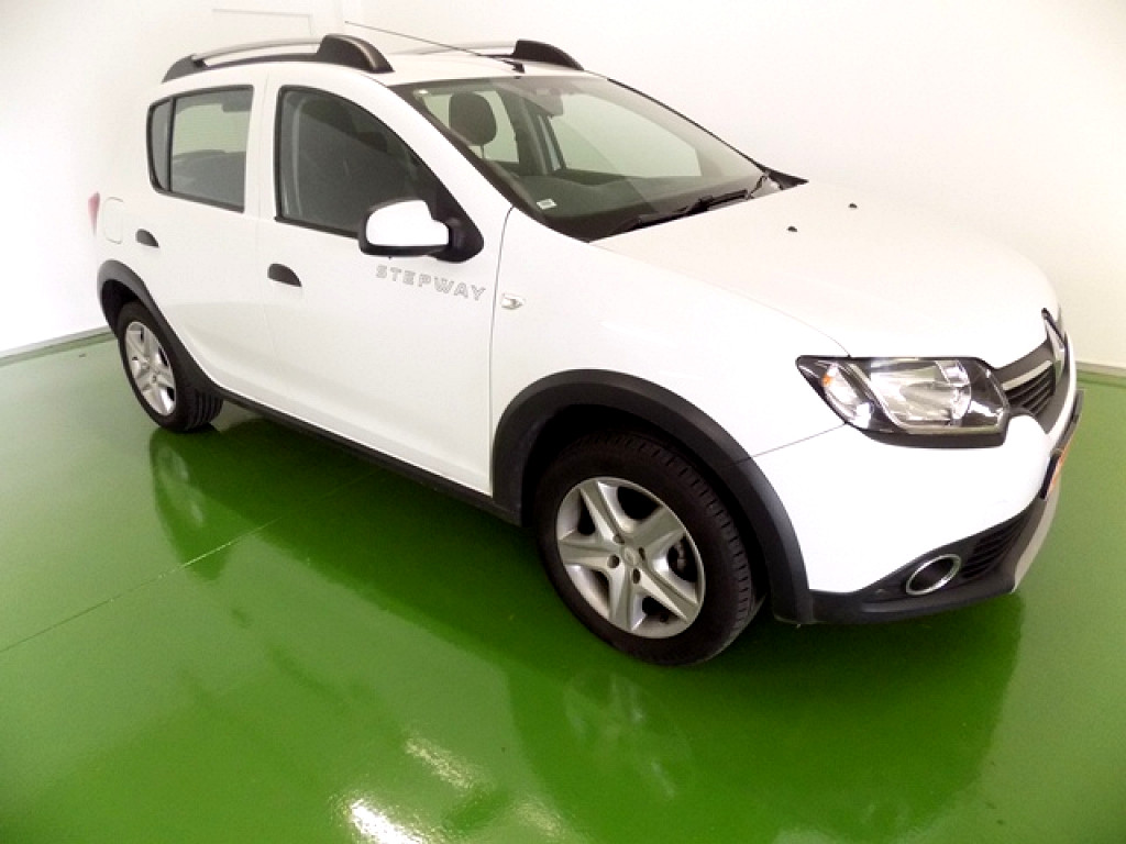 2016 Renault Sandero 0 9 Turbo Stepway At Imperial Select Gateway Umhlanga