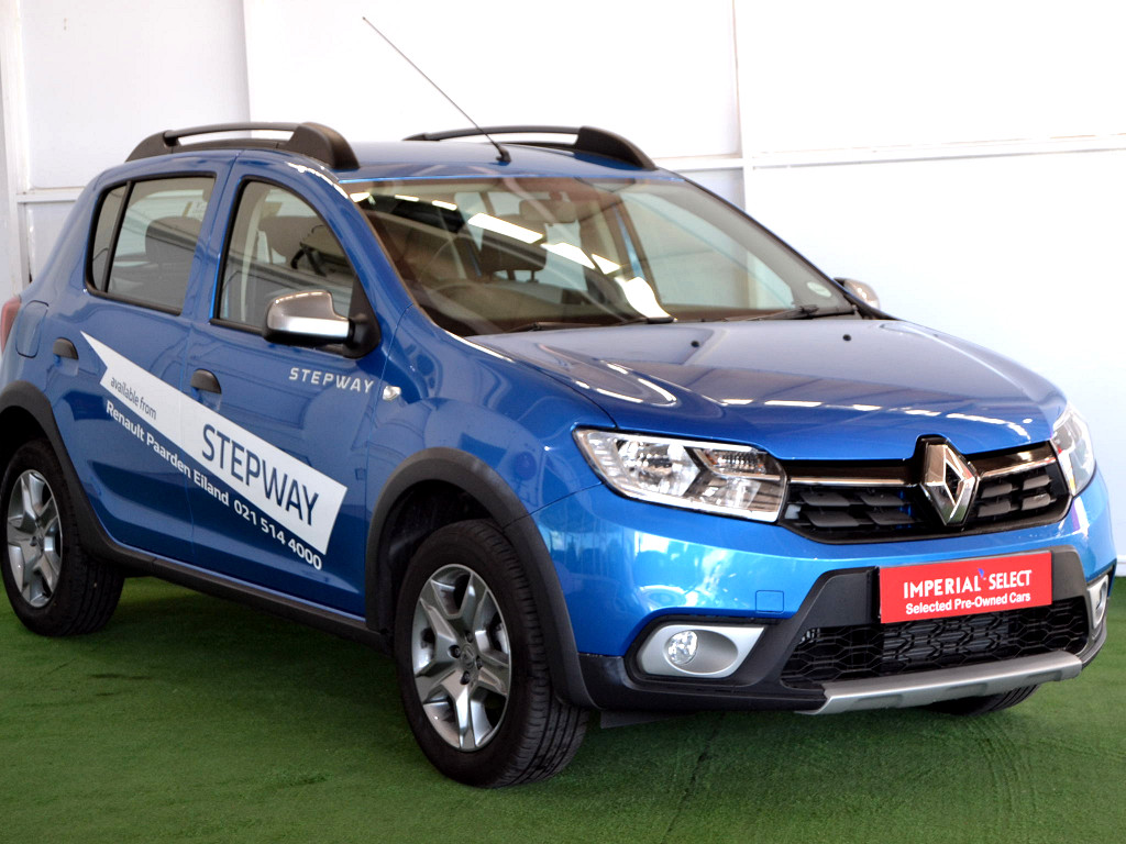 2017 STEPWAY PH2 EXP 66KW TURBO