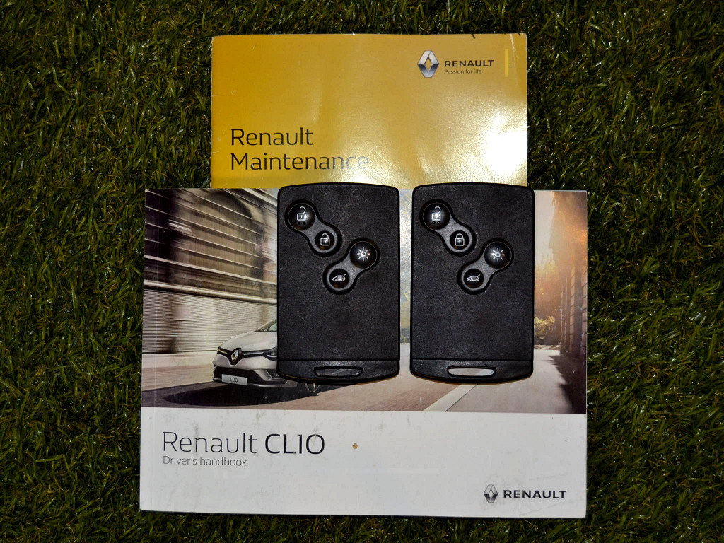 2017 RENAULT CLIO 4 1.2 EXPRESSION TURBO