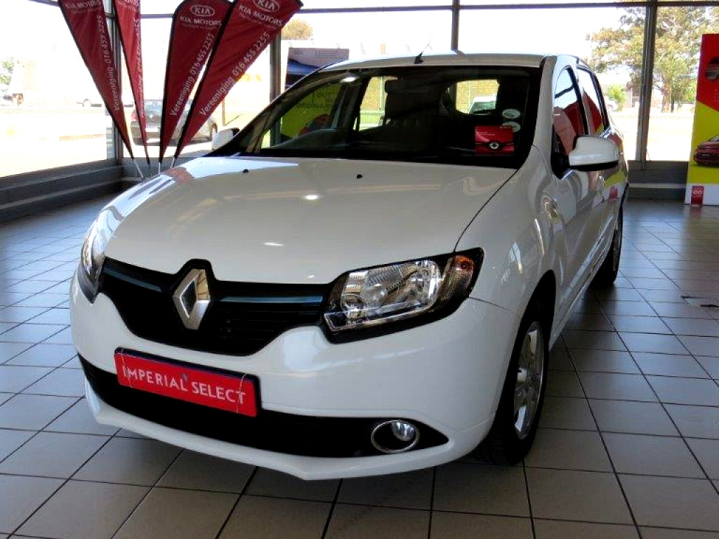 2016 Renault Sandero 0 9 Turbo Dynamique At Imperial