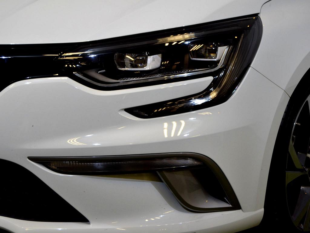 2017 RENAULT Megane IV GT 200 EDC