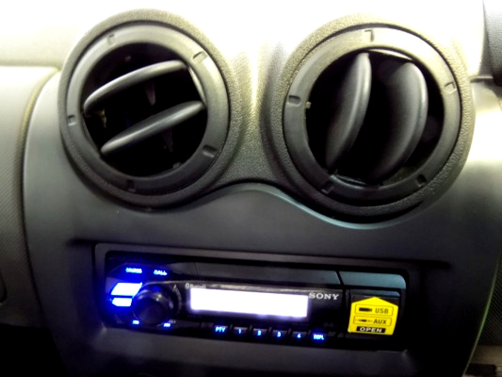 2015 NISSAN NP 200 1.5 DCI A/C SAFETY PACK P/U S/C