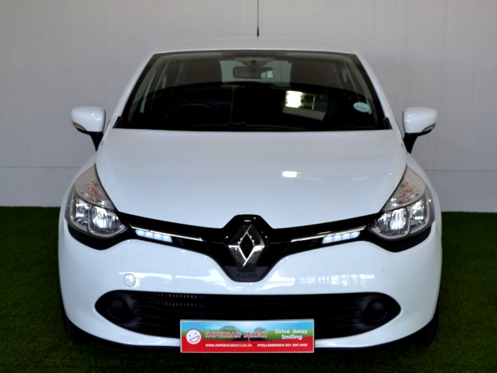 2016 renault clio 4 blaze limited edition turbo at imperial select somerset west. Black Bedroom Furniture Sets. Home Design Ideas