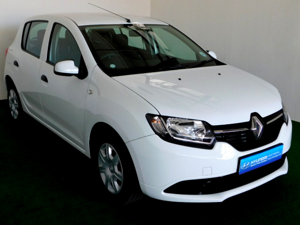 2016 New Sandero 66kw Turbo Exp At Imperial Select