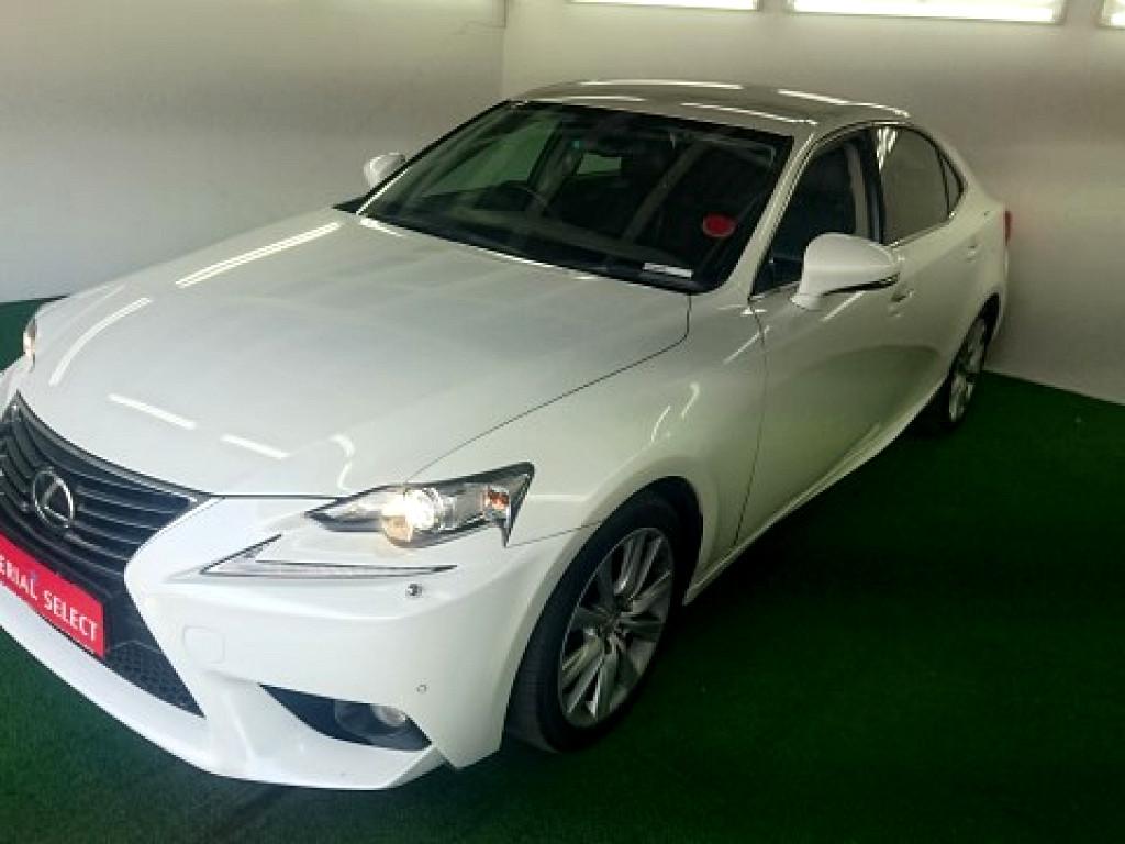2013 LEXUS IS 350 EX AT