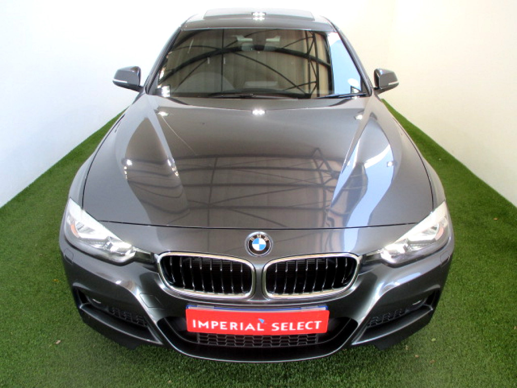 2016 BMW 3 SERIES SEDAN MY15 320d M SPORT STEPTRONIC