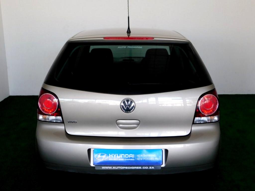 2016 Volkswagen Polo Vivo 1 4 Tredline At Imperial Select Nelspruit Mbombela